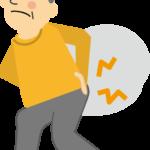 症例1 「朝起き上がる時痛い腰痛」